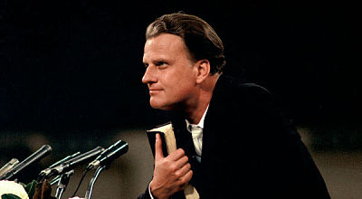 revitalised in witness the lessons from the billy graham crusade
